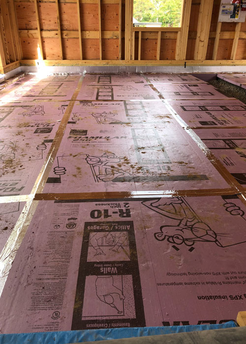 Batts insulation image